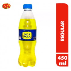 Inka Kola Botella 450 ml