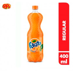 Fanta Botella 400 ml