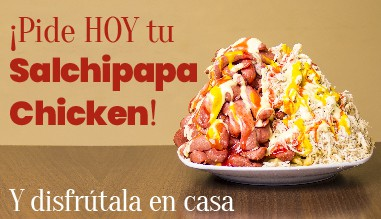 Salchipapa Chicken
